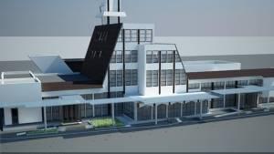 Adrian Ștef: Lucrările de modernizare a Aeroportului Satu Mare, în grafic