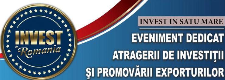 Cel mai mare eveniment economic al anului, mâine, la Satu Mare