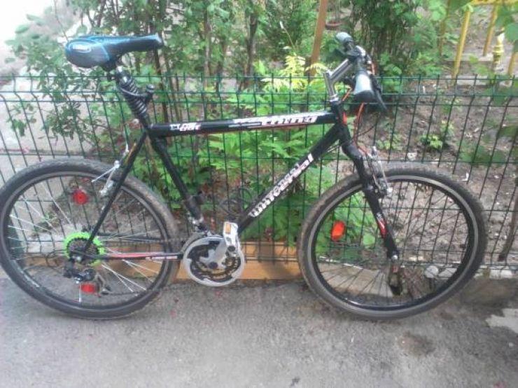 Un bărbat din Neamț a furat bicicleta unui bărbat din Cehal