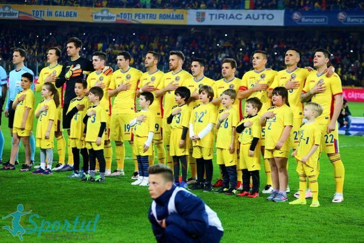 Echipa națională | Lotul României pentru meciul cu Danemarca