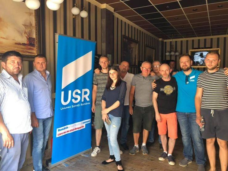 USR a deschis o filială în Negrești Oaș. Este a cincea din județ