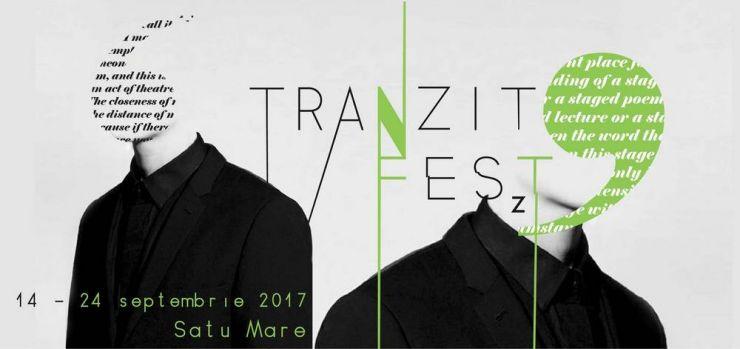 Festivalul de teatru Tranzit FESzT va avea loc în perioada 14 - 24 septembrie la Satu Mare