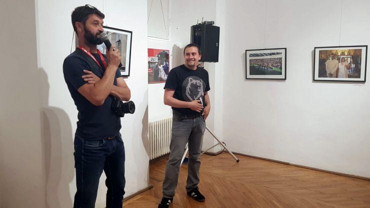 """Fotografiile incluse în proiectul """"Dumnezeul meu"""", realizat de Remus Țiplea, la TIFF Transilvania"""