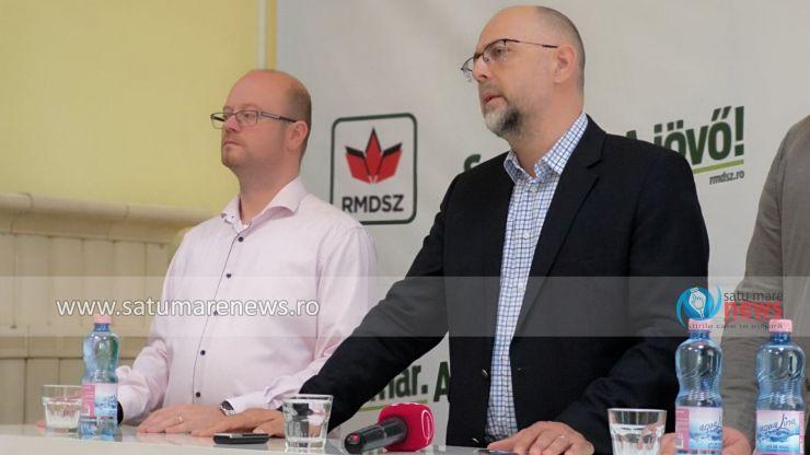 Kelemen Hunor a anunțat o nouă candidatură a lui Kereskenyi Gabor la primărie