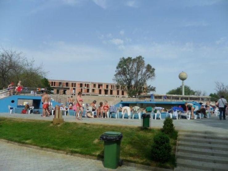 Centru de tratament balnear și recuperare, în incinta ștrandului din municipiul Satu Mare