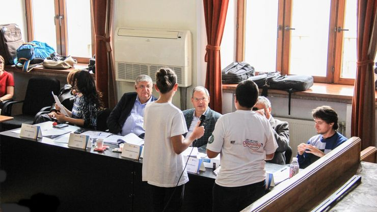 Concurs de Inovație Tehnică și IT DaVinci, la Casa Meșteșugarilor