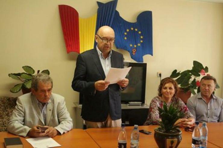 Nicolae Lazin, noul director executiv al APIA Satu Mare