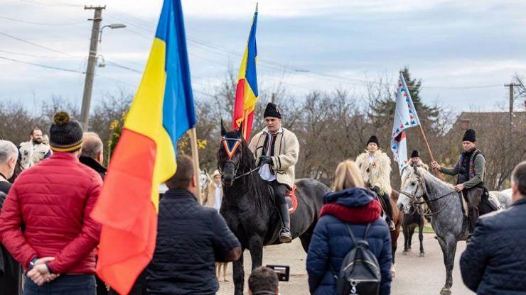 Călăreții sătmăreni au ajuns la Alba Iulia