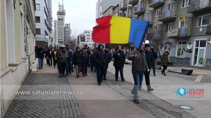 """Protest, duminică, la Satu Mare: """"Cerem abrogarea odioasei Ordonanțe 7/2019"""""""