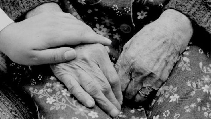 Dar de suflet pentru bunici