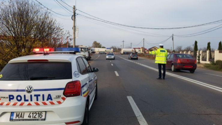 Razii în trafic. Polițiștii au ridicat 23 de permise de conducere într-o singură zi