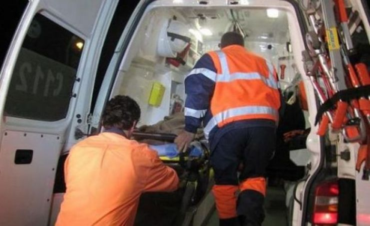 Două persoane, rănite în urma unui accident rutier