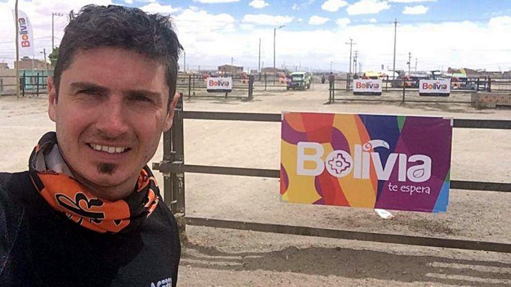 Dakar 2016. Emanuel Gyenes #33 este pe 20 la general, după prima săptămână