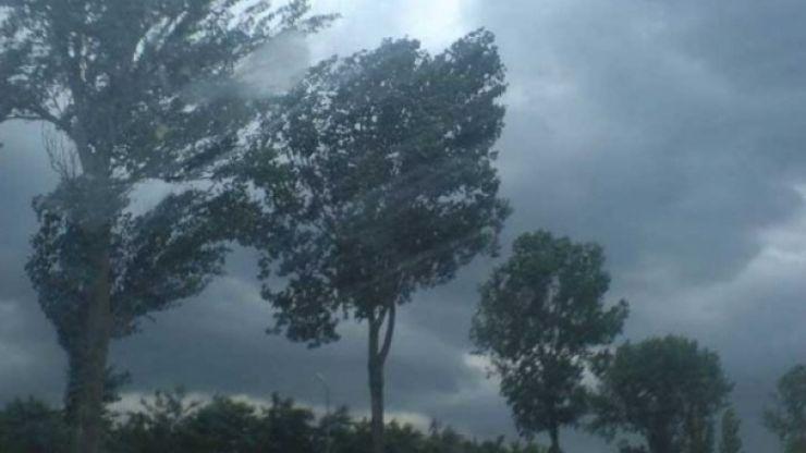 Alertă ANM: Cod portocaliu de vreme severă imediată în județul Satu Mare
