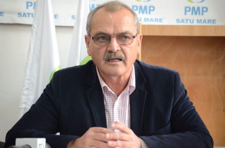 """Talpoș, președinte interimar la filiala PMP! Opriș - """"detronat"""" la Satu Mare!"""