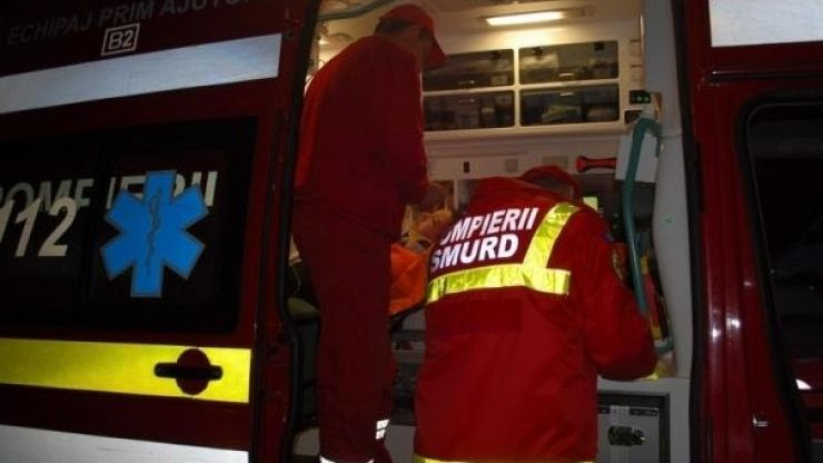 Bebeluș salvat de polițiștii sătmăreni
