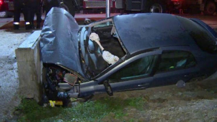 Bărbat rănit grav, în urma unui accident produs în Petrești