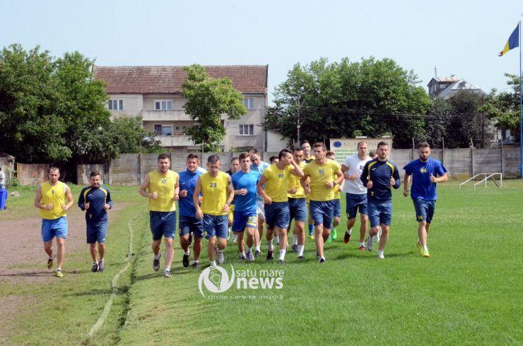 Adrian Cozma își dorește performanță la Olimpia cu jucători din Satu Mare