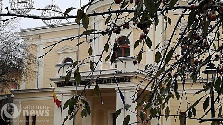 """""""Cina cu proști"""", primul spectacol din abonamentul Teatrului de Nord Satu Mare, secția română"""