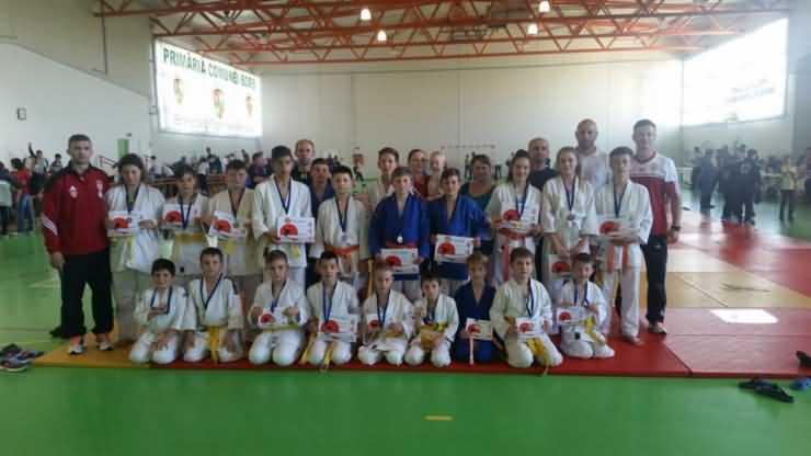 """Judo. Rezultate foarte bune pentru judoka de la CSM Satu Mare la Memorialul """"Debreceni Mihali"""""""