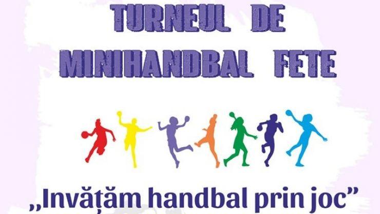 "Handbal | Sâmbătă, ""învățăm handbal prin joc"", în groapa lui Gyuszi"