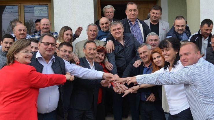 """PSD Satu Mare: """"Peste 118 milioane de euro în drumurile din județ"""""""