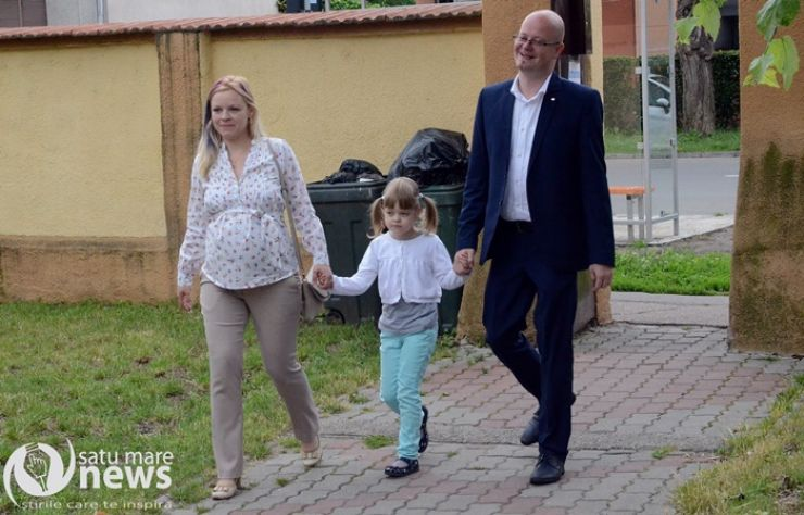 Kereskenyi Gabor este noul primar al municipiului Satu Mare