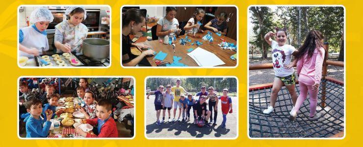 """Tabără de vară gratuită pentru copii, la Centrul Multifuncțional """"Alter Ego"""""""
