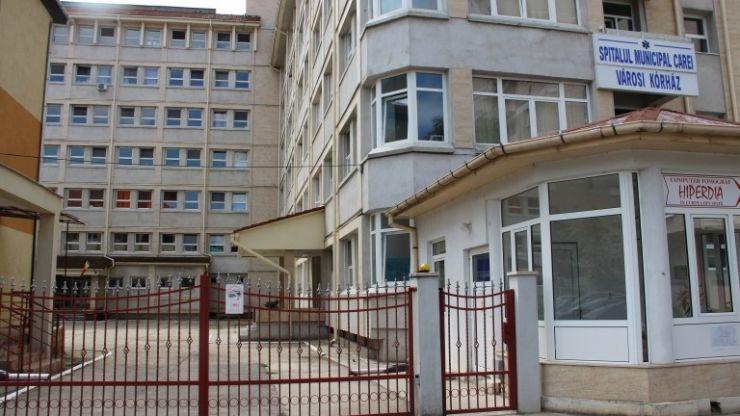 Un milion de euro pentru dotarea cu aparatură medicală a Spitalului Carei