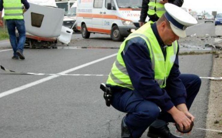 Accident mortal lângă Păulian. Femeie spulberată de o autoutilitară
