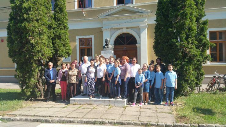 Simion Bărnuțiu, comemorat azi la Carei