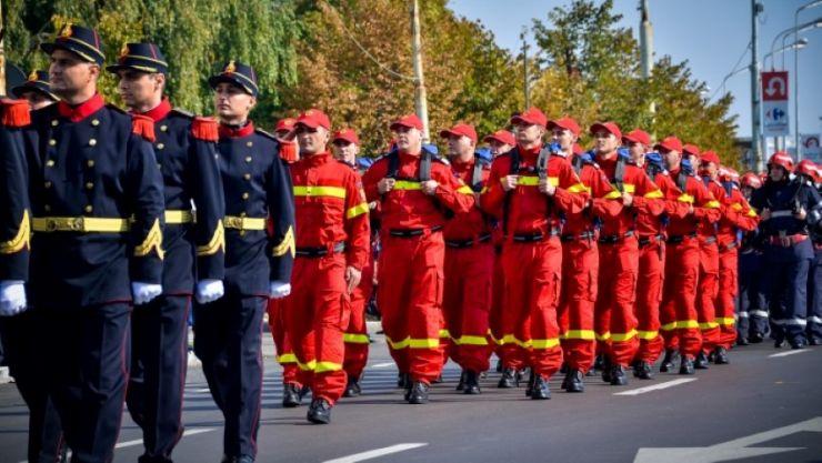 Programul evenimentelor dedicate Zilei Pompierilor