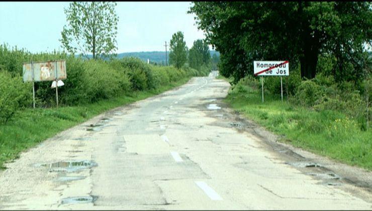 Undă verde pentru drumul spre Homoroade