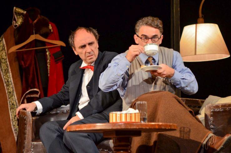 """Spectacolul """"Cabinierul"""", joi, la Teatrul de Nord"""
