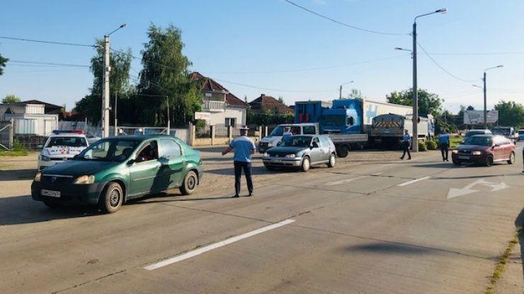 Razii de amploare ale polițiștilor sătmăreni pe șoselele din județ
