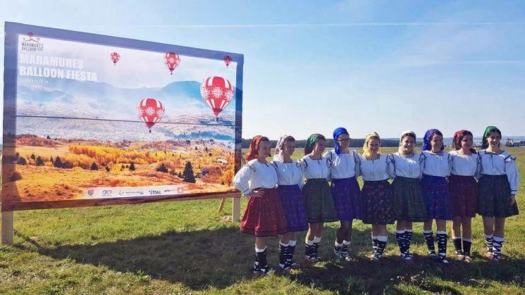 """Programul festivalului """"100 baloane pentru România - Maramureș Balloon Fiesta 2018"""""""
