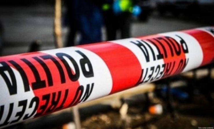 Cadavru, găsit în zona 9 Mai