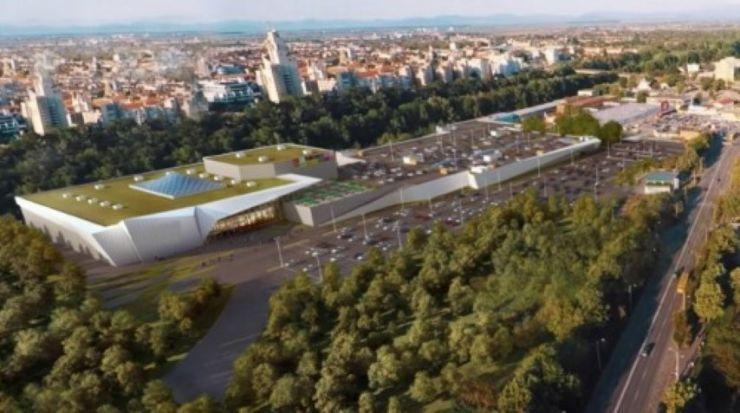 Primele imagini cu Mega Mall-ul din Satu Mare