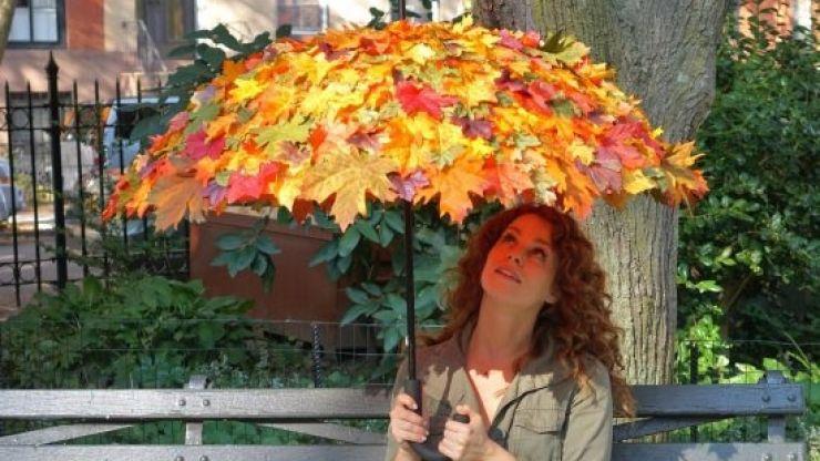 Zeci de umbrele decorate cu frunze vor fi plimbate prin municipiu