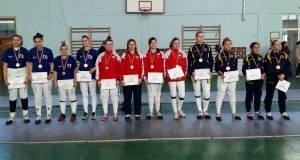 CS Satu Mare a cucerit medaliile de argint la Campionatul Național de spadă - juniori