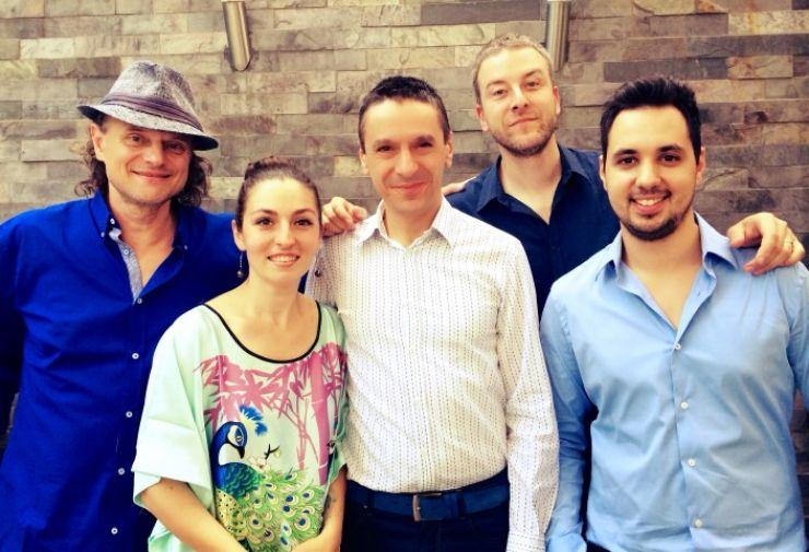 "Jazz   Luiza Zan & The Hungarian All Stars lansează albumul ""Heritage"" la Carei"