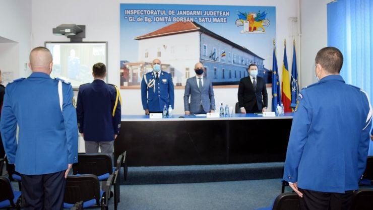 BILANȚ I Peste 5.000 de sancţiuni aplicate de jandarmii sătmăreni în anul 2020