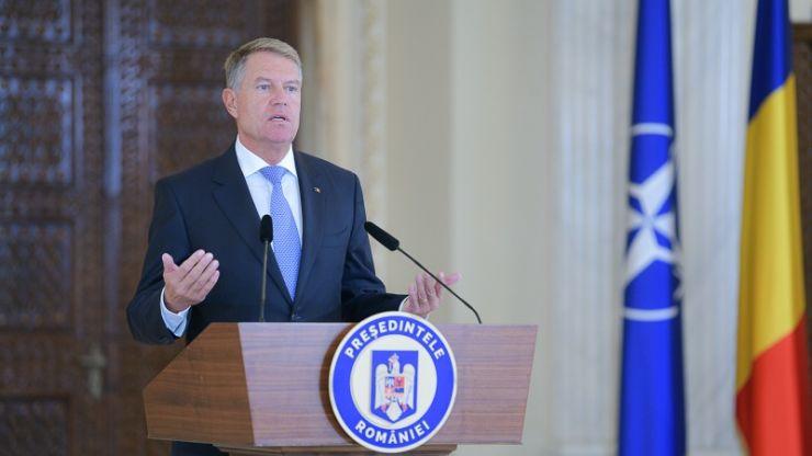 Klaus Iohannis: USR, care s-a dat mare partid reformist, a abandonat guvernarea