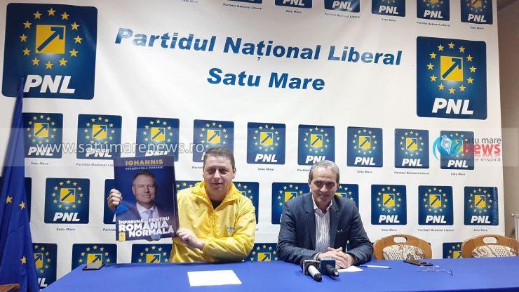 Liderii PNL Satu Mare îndeamnă sătmărenii să iasă în număr cât mai mare la vot