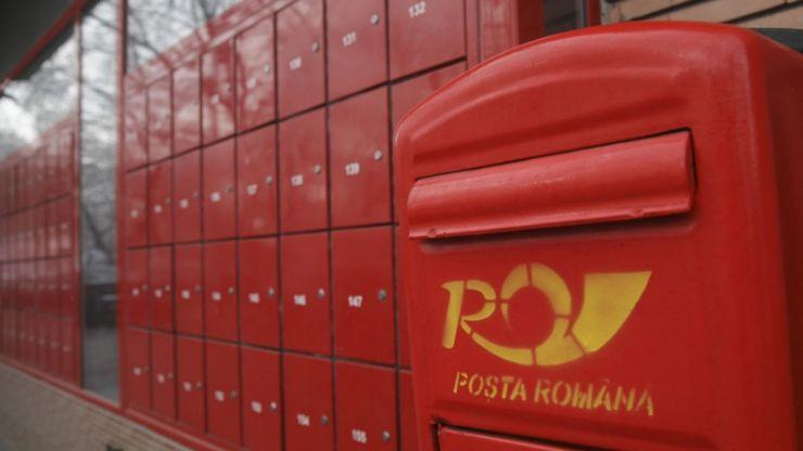 Disponibilizări la Poșta Română