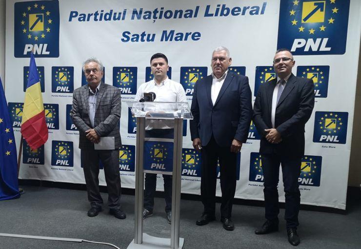 """Adrian Cozma, principalul candidat la funcția de președinte al Organizației Județene a PNL: """"Doresc să facem un PNL bazat pe principii și să venim cu soluții pentru județul Satu Mare"""""""