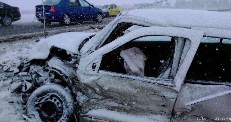 Accident între Băbășești și Odoreu