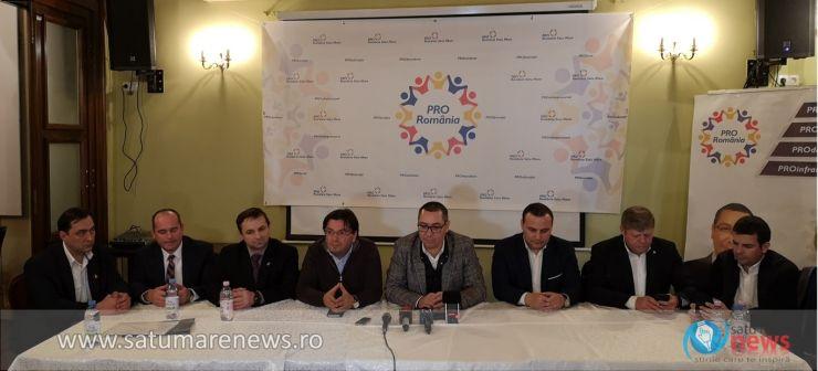 Trei consilieri județeni au trecut de la PSD la Pro România