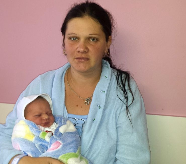 Primul născut în 2016 în Satu Mare - un băiat de 3.800 g