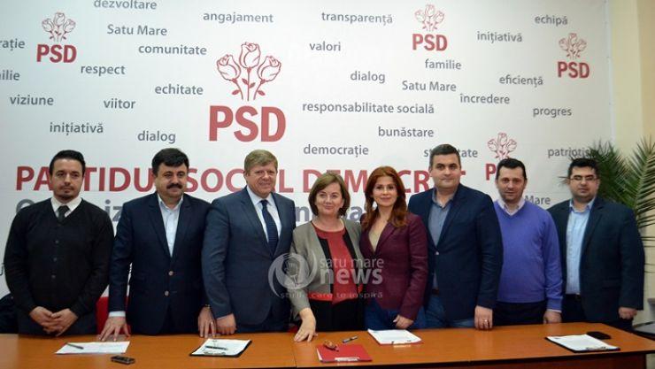 """Aurelia Fedorca: """"PSD Satu Mare a obținut un rezultat istoric la alegerile parlamentare"""""""
